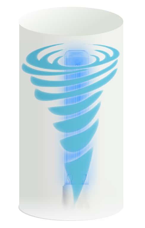 iCovir-UVC-Luftreiniger